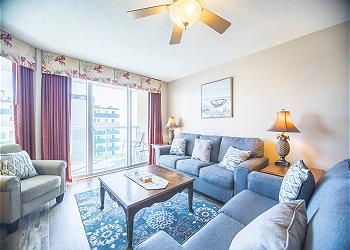 Malibu Pointe 603 - 2nd Row ocean view-Crescent Beach Section, a Vacation Rental in Myrtle Beach