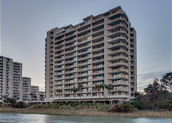 Ocean Creek Plantation D12- Oceanfront - Myrtle Beach(North End), a Vacation Rental in Myrtle Beach