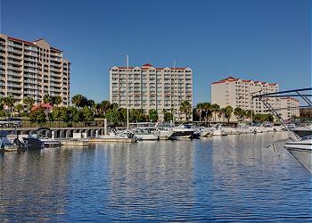 Barefoot Resort - Yacht Club Villas 3-503 - Waterway, a Vacation Rental in Myrtle Beach