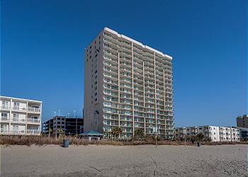 Windy Hill Dunes 101 - Oceanfront - Windy Hill Section, a Vacation Rental in Myrtle Beach