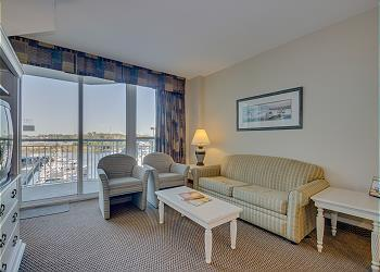 Harbour Gate 412 - Waterway - Cherry Grove Section, a Vacation Rental in Myrtle Beach