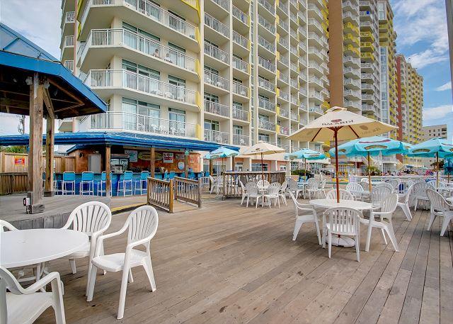 Bay Watch Resort M 1012 Oceanfront Crescent Beach Section