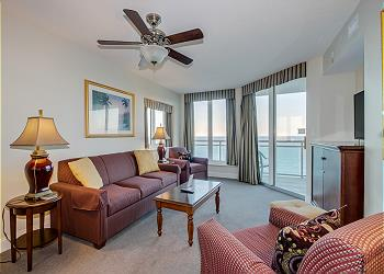 Bahama Sands 1102 - Oceanfront - Crescent Beach Section, a Vacation Rental in Myrtle Beach