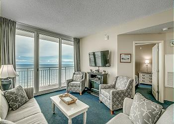 Avista 1620 - Oceanfront - Ocean Drive Section, a Vacation Rental in Myrtle Beach