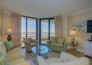 Ocean Creek Plantation C6 - Oceanfront - Myrtle Beach(North End), a Vacation Rental in Myrtle Beach