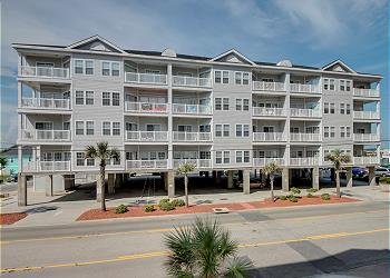 Pier Watch II 302 - 2nd Row - Large Condo - Cherry Grove Section, a Vacation Rental in Myrtle Beach