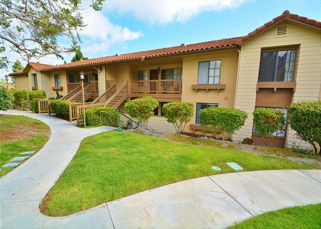 Condo in upscale community of Carmel Valley