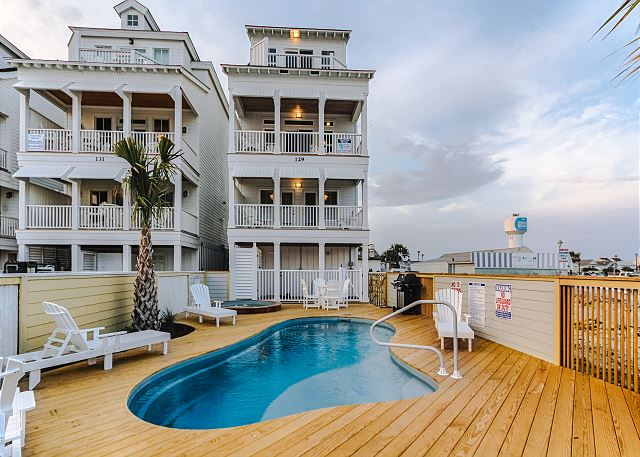 The Groves 103 Oceanside | Live your vacation in the lap of luxury! Private heated pool awaits!