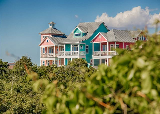 Teal Tides | 15% off weekly rental for this Stunning oceanview home located in Sea Dreams!