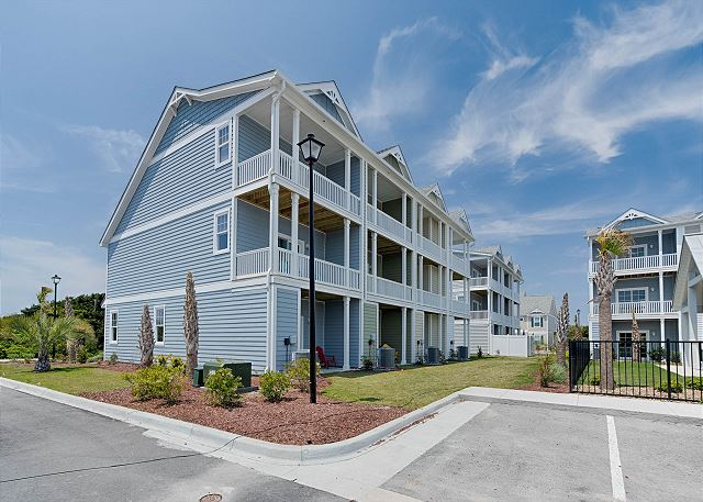 Seaside Villa #31 | New Gorgeous Townhome *SUMMER DEAL BOOK NOW FOR 10% OFF!
