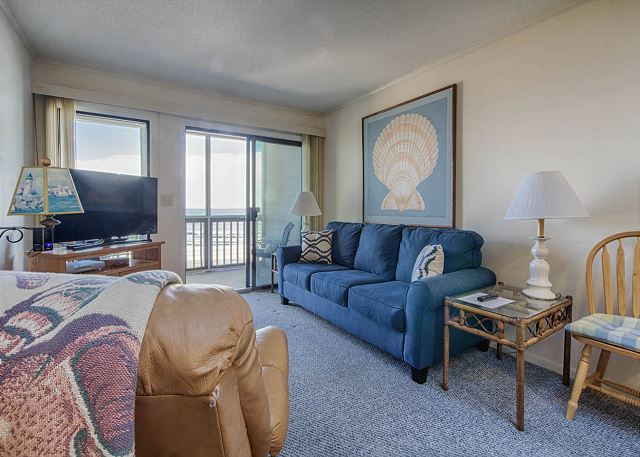 Dunescape 305 | Beautifully decorated 3 bedroom Oceanfront Condo. Awesome ocean view!!!