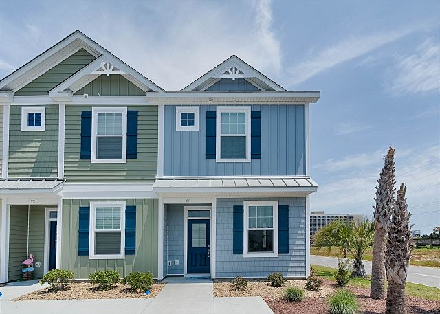 Seaside Villa #31 | New Gorgeous Townhome *SUMMER DEAL* $2221.08 ALL-INCLUSIVE!