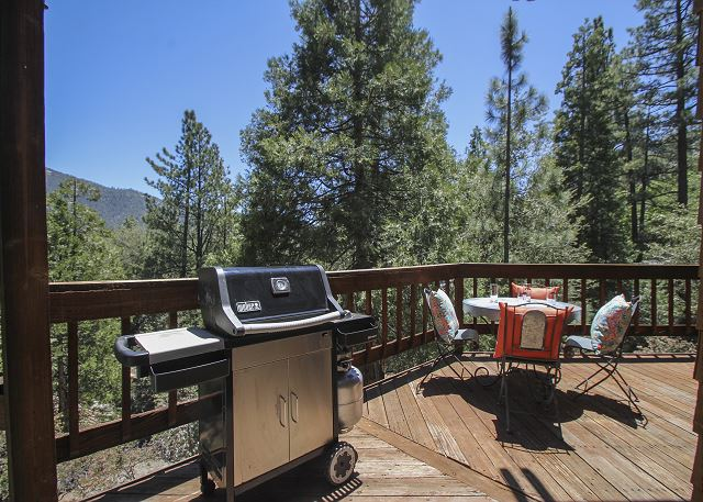 BBQ on the deck, this home is made for entertaining.