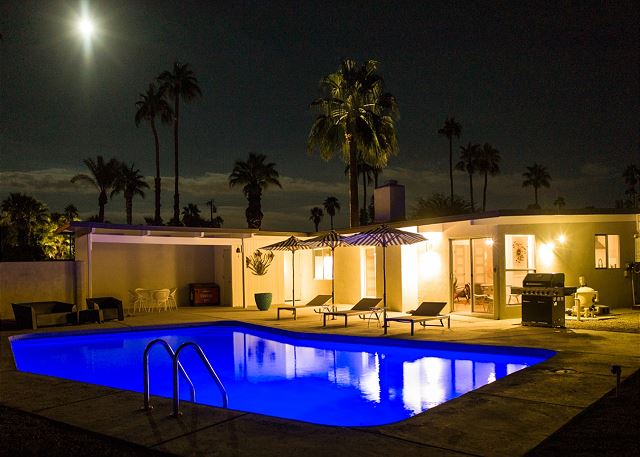 California Dreaming: Nice Crisp Air & Night Swimming