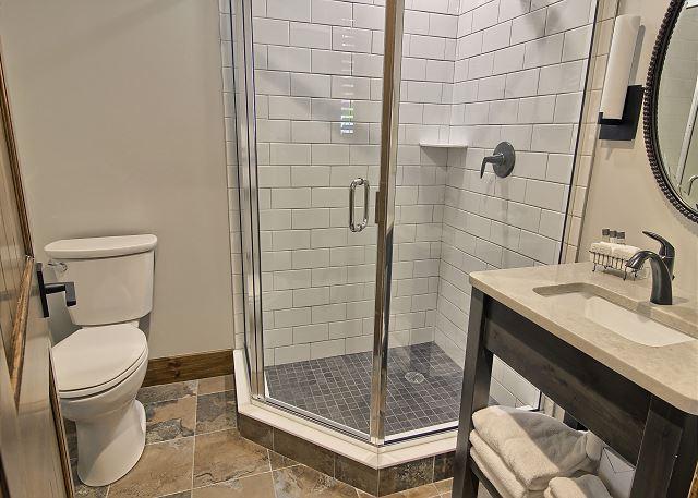 Fourth Bathroom - En Suite from Bunk Room