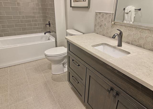 Third Full Bathroom Located Off of Loft Area