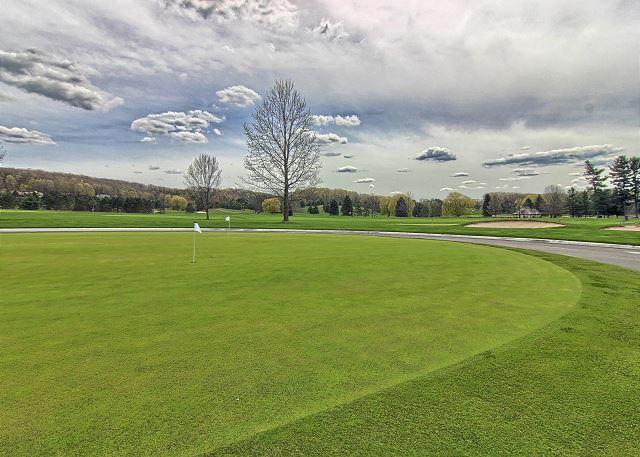 Boyne Mountain Golf Course
