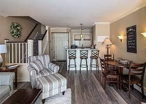 313 Water Street Inn Living Room