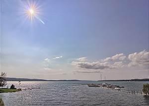 Beautiful Lake Charlevoix