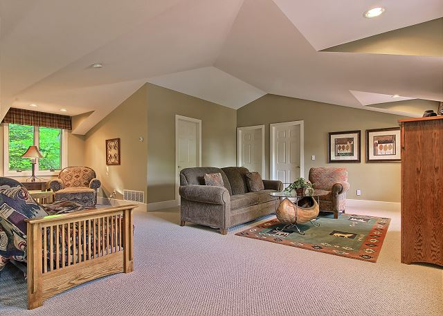 additional view of the guest home living room