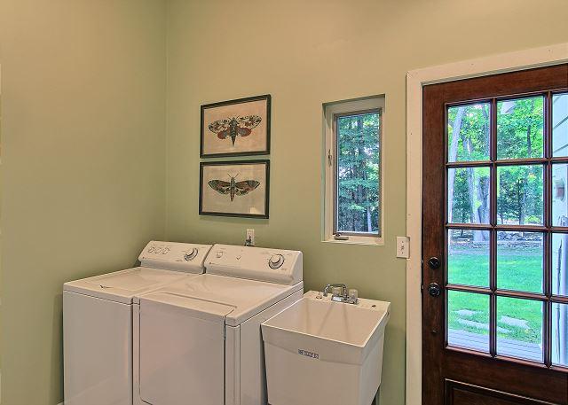 main house laundry room