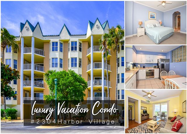 Harbour Village Condo #2304