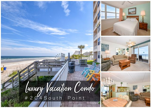 South Point Condo #204
