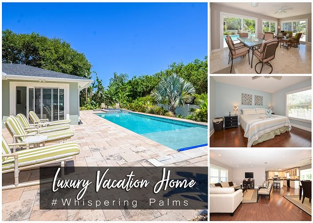Whispering Palms House