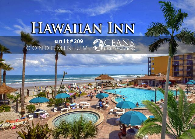 Hawaiian Inn Condo #209