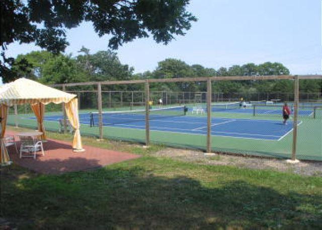 Ocean Edge Tennis Courts