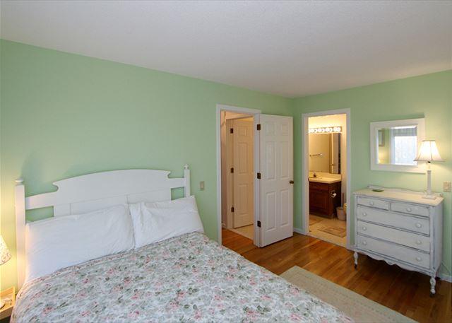 convenience of a1st floor bedroom