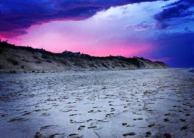 Welllfleet Sunset