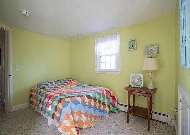 Bedroom 4: 1 Full
