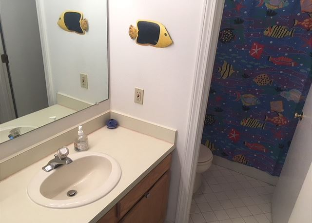 Level 2 Bathroom