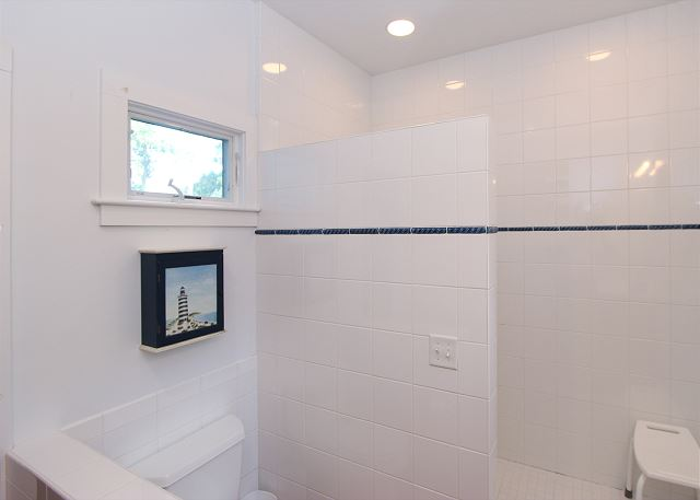 Main Level Walk In Shower