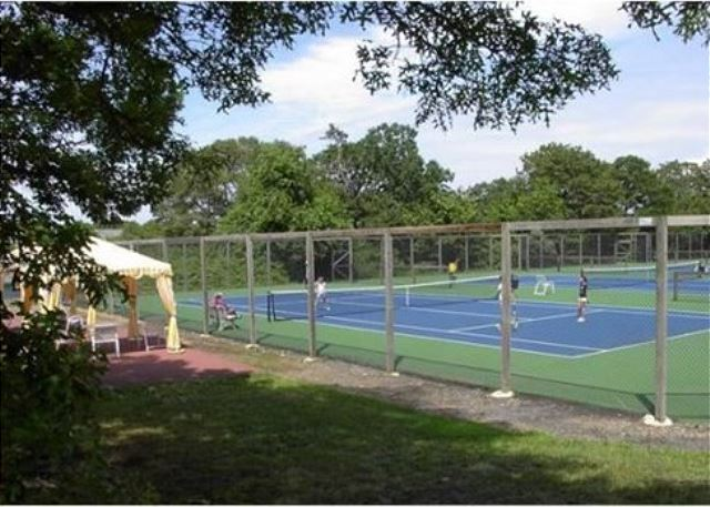 Ocean Edge Tennis Courts