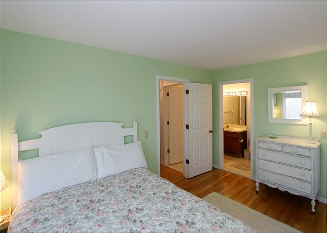 convenience of a1st floor bedroom