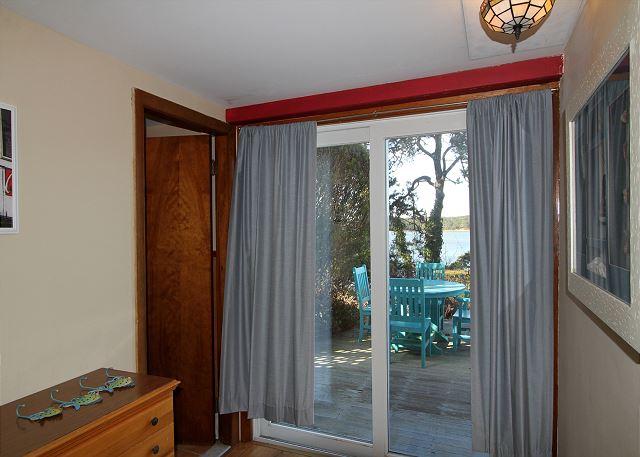 Bedroom Three slider