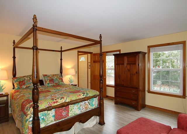 First Floor Master Bedroom (alternate view)