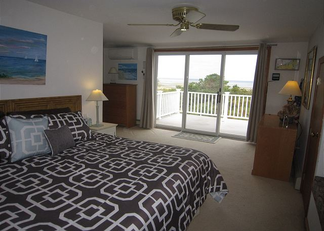Bedroom #3 with views