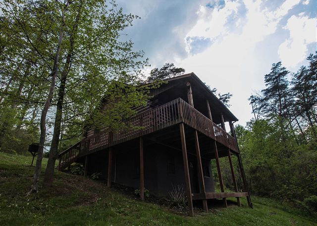 Old Man S Cave Zip Code : Hemlock cabin hocking hills cabins old man s cave chalets
