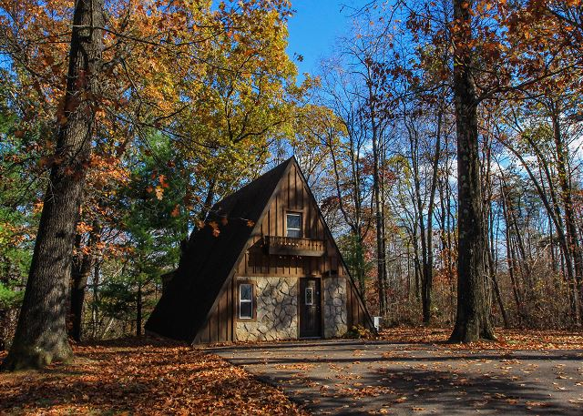 A-Frame #01 - Hocking Hills