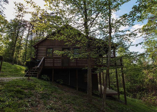 Hemlock Cabin Hocking Hills Cabins Old Man S Cave Chalets