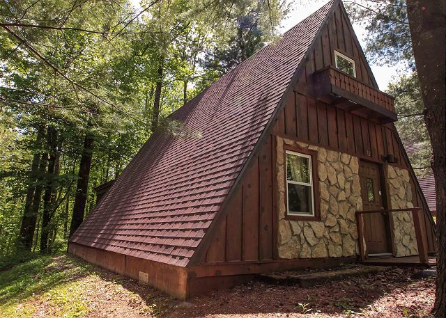A-Frame #12 - Hocking Hills