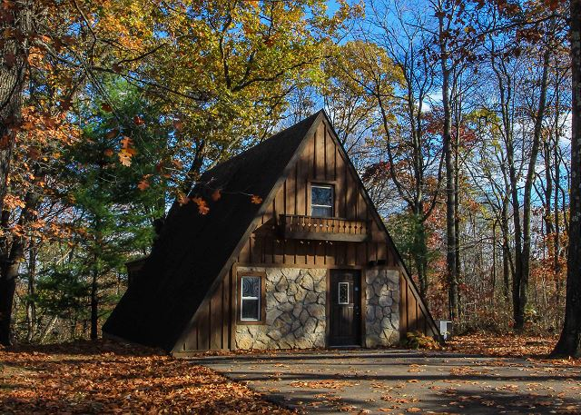 A-Frame #16 - Hocking Hills