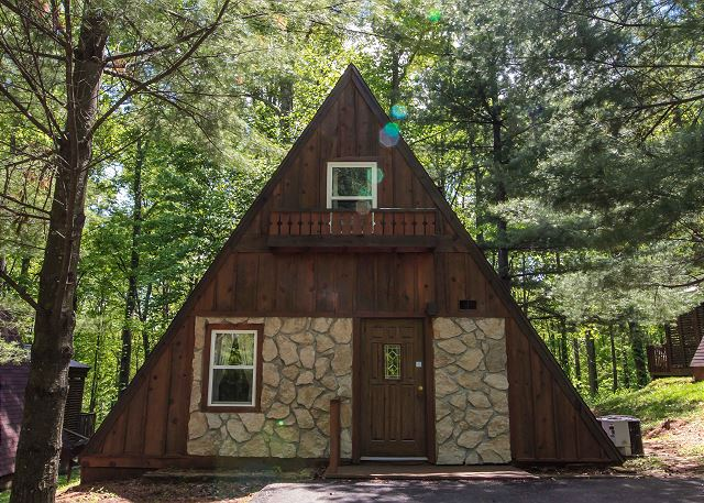 A-Frame #08 - Hocking Hills