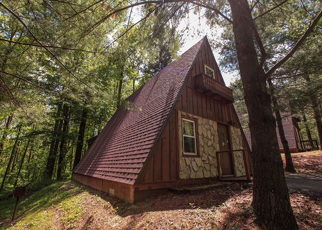 A-Frame #14 - Hocking Hills