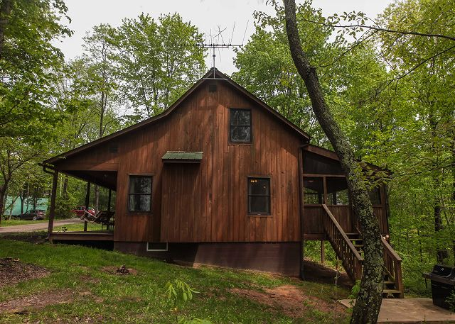 Old Man S Cave Zip Code : Hawk s peak hocking hills cabins old man cave chalets