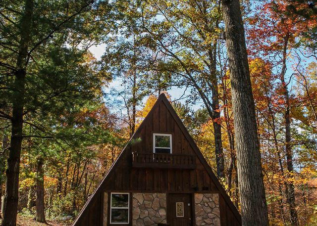 A-Frame #05 - Hocking Hills