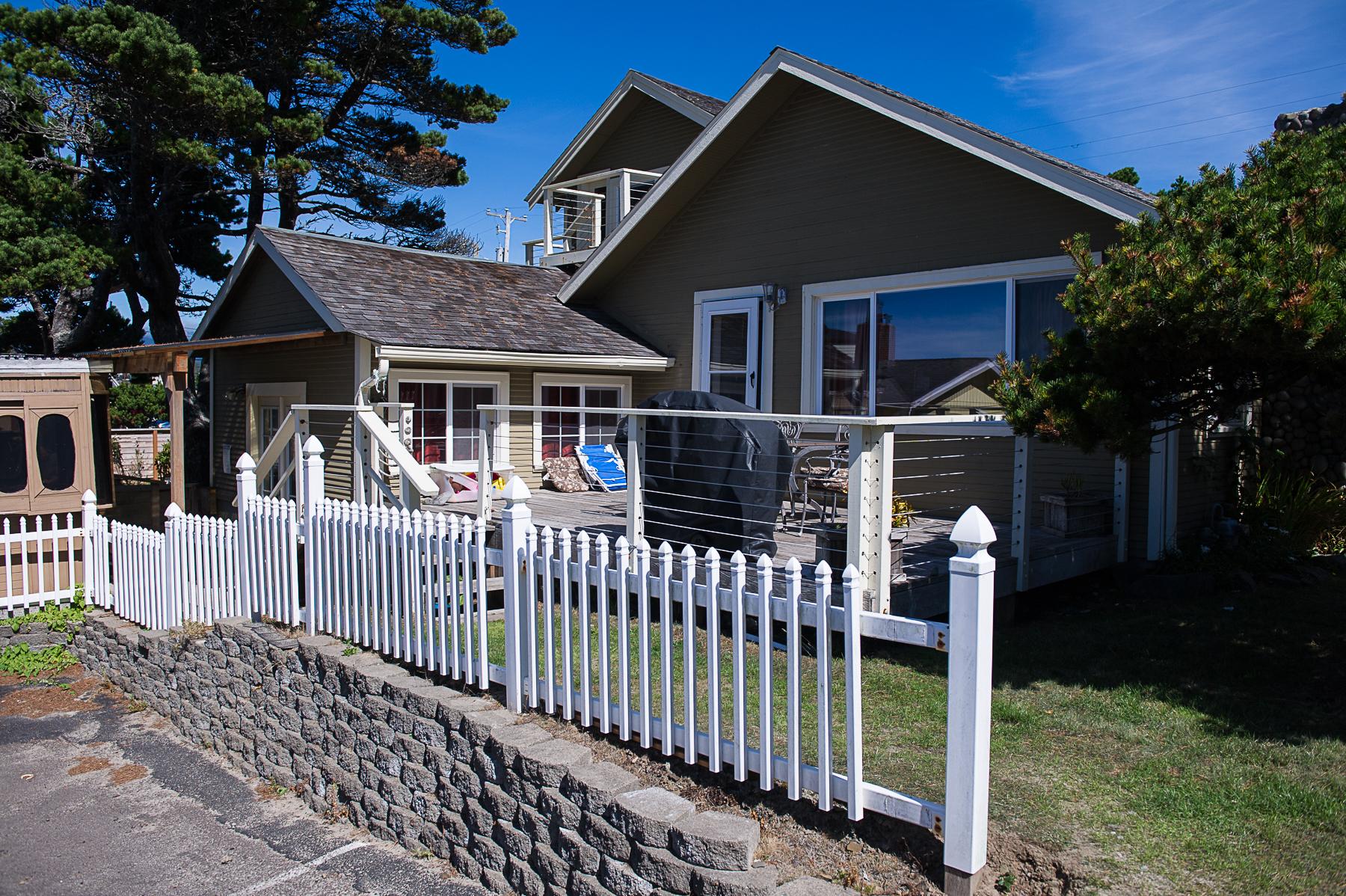Captain 39 S Place Beach House Oregon Beach Vacation Rentals